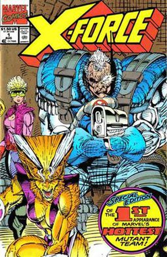 X-Force - Image: Xforce 001