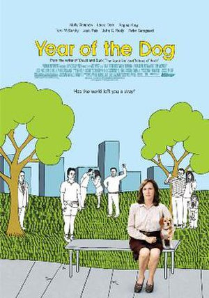 Year of the Dog (film) - Promotional poster