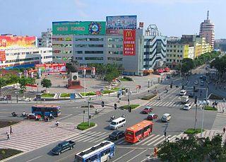 Yulin, Guangxi Prefecture-level city in Guangxi, Peoples Republic of China