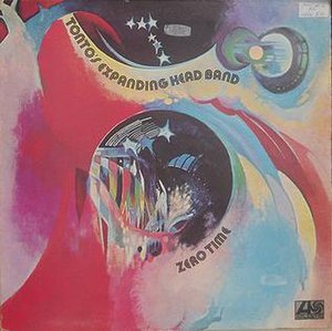 Tonto's Expanding Head Band - Cover to their 1971 album Zero Time