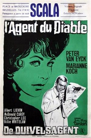 "The Devil's Agent - Image: ""The Devil's Agent"" (1962 film)"