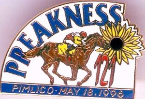 1996 Preakness Stakes - Image: 1996 Preakness Logo