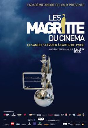 1st Magritte Awards - Official poster