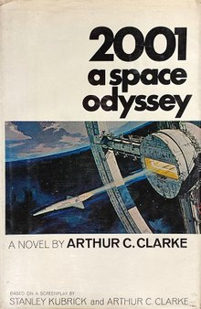 Image result for 2001 a space odyssey book