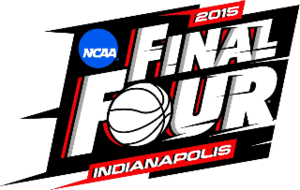 2015 NCAA Division I Men's Basketball Tournament - 2015 Final Four logo