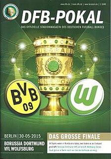 2015 DFB-Pokal Final Football match
