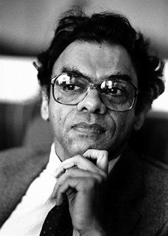 A. K. Ramanujan - Image: A.K.Ramanujan Pic