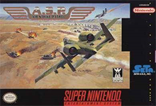 A.S.P. Air Strike Patrol Desert Fighter