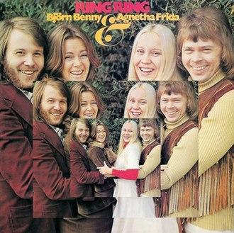 Ring Ring (album) - Image: ABBA Ring Ring (Original Polar LP)