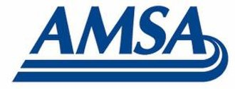 American Moving & Storage Association - Image: AMSA (trade group) logo