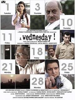 <i>A Wednesday!</i> Film by Neeraj Pandey