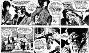 Secret Agent X-9 - Daily strips by Al Williamson.