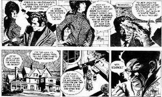 Secret Agent X-9 - Daily strips by Al Williamson.