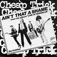 Image result for Cheap Trick - Ain't That A Shame
