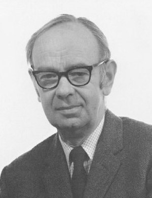 Alan Robertson (geneticist) - Alan Robertson