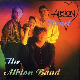 Albion Heart - Image: Albion Band Albion Heart