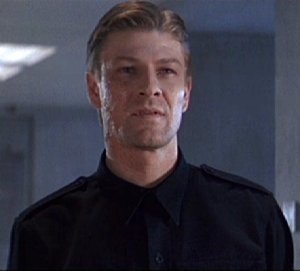 Alec Trevelyan - Sean Bean portraying Alec Trevelyan