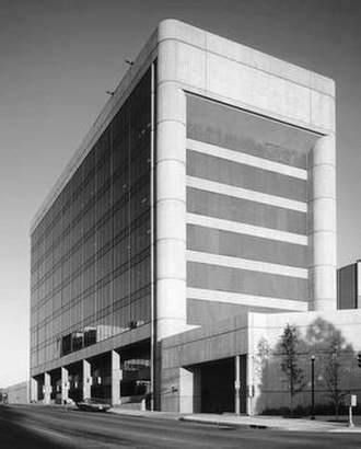 Alfred P. Murrah Federal Building - The Alfred P. Murrah Federal Building, as it appeared before its destruction.