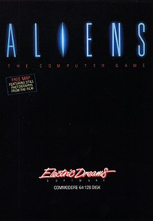 <i>Aliens: The Computer Game</i> (1987 video game) 1987 video game