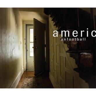 American Football (2016 album) - Image: American Football 2016