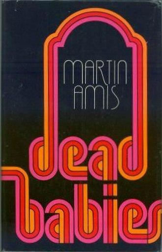 Dead Babies (novel) - First UK edition