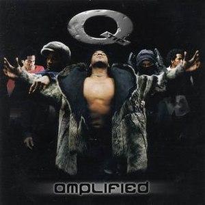 Amplified (Q-Tip album) - Image: Amplified Q Tip