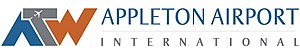 Appleton International Airport - Image: Appleton International Airport Logo