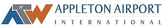 Appleton International Airport - Image: Appleton International Airport Logo