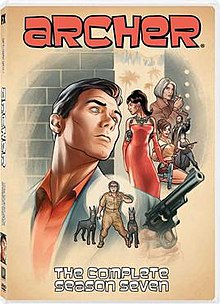 Archer Season Seven DVD.jpg