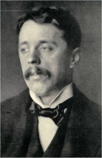 Arnold Bennett - Bennett in 1914