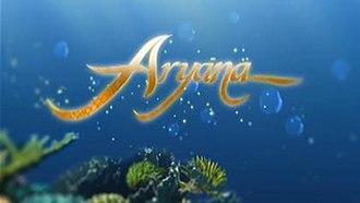 Aryana (TV series) - Image: Aryana titlecard