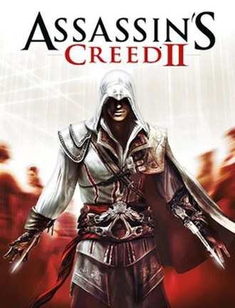 Assassin's Creed II - Image: Assassins Creed 2 Box Art