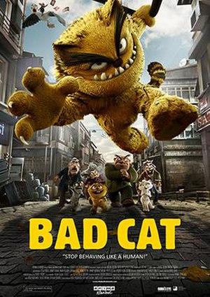 Bad Cat - Image: Bad Cat poster