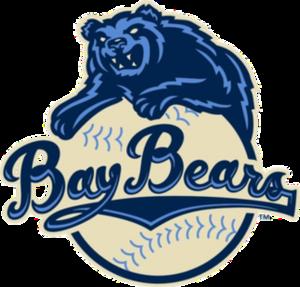 Mobile BayBears - Image: Bay Bears