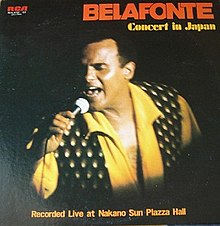 Belafonte Concert in Japan.JPG
