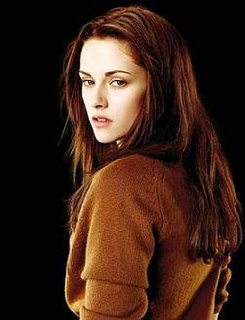 Bella Swan character and the protagonist of the Twilight series