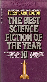 <i>The Best Science Fiction of the Year 10</i> book by Terry Carr