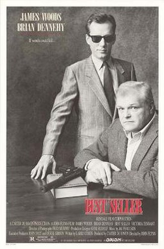 Best Seller - Theatrical release poster
