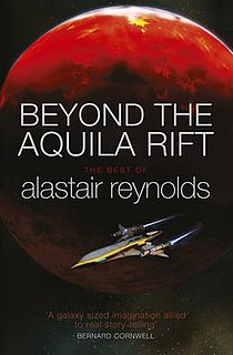 <i>Beyond the Aquila Rift</i> short story collection by Alastair Reynolds