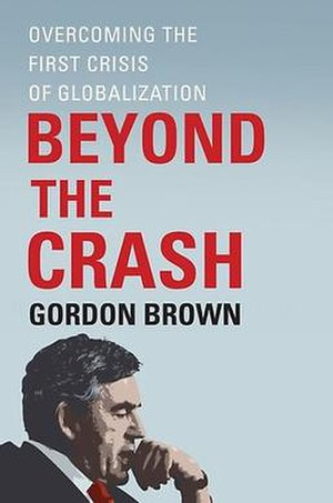 Beyond the Crash - Image: Beyond the crash book cover