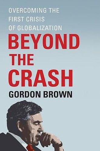 Beyond the Crash - Image: Beyond the crash book cover