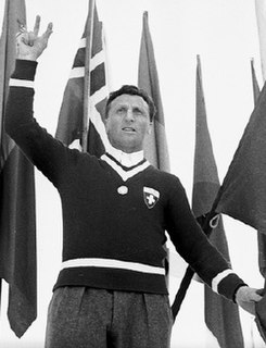 Bibi Torriani Swiss ice hockey player and coach and luge athlete