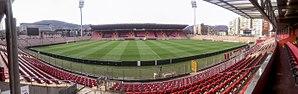 NK Čelik Zenica - Image: Bilino Polje Stadium (wide angle)