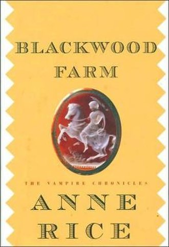 Blackwood Farm - First edition cover