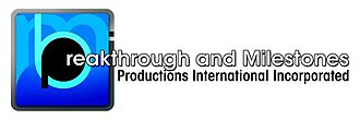Breakthrough and Milestones Productions International - Image: Bmpilogo