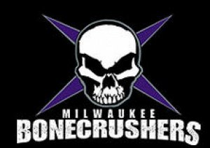 Chicago Knights - Milwaukee Bonecrushers Logo