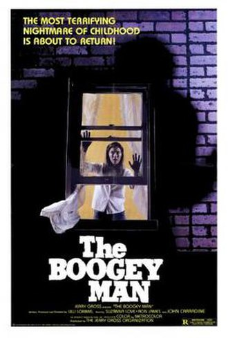 The Boogeyman (1980 film) - Theatrical Poster for The Boogeyman