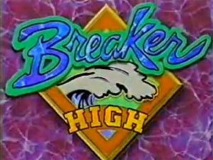 Breaker High - Image: Breaker High Title Screen