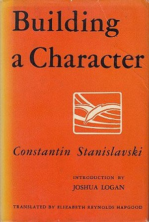 Building a Character - First English-language edition