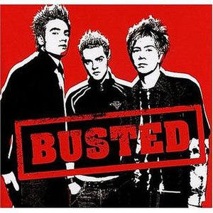 Busted (2004 Busted album) - Image: Bustedusa